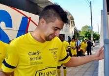 El volante ecuatoriano inició su carrera en el club azul del cuál también es hincha. Foto: Archivo