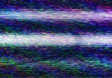 El sonido de un televisor sin sintonizar se describe como un ruido blanco.