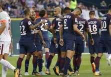 El francés PSG se impuso en los penales al AS Roma en cotejo válido por la Copa Internacional de Campeones.