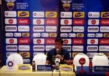 Gustavo Quinteros habló de los conovocados para el amistoso ante Trinidad y Tobago en el Capwell.