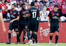 El AC Milan goleó al campeón alemán Bayern Múnich y ahora se prepara para la UEFA Europa League.