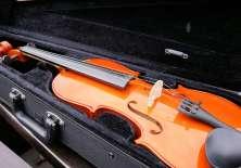TOKIO, Japón.- Una mujer está acusada de haber destruido 54 violines y 70 arcos de violín de su exmarido. Foto: Pixabay.