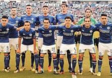 Ángel Mena (d.) es uno de los futbolistas nacionales que militan en México. Foto: Tomada de la cuenta Instagram @angelito_mena_