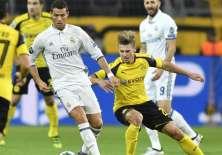 El Dortmund recibe en su estadio al Real Madrid, vigente bicampeón de Europa.