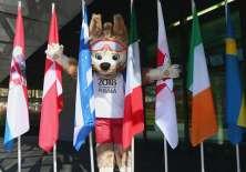 Ocho selecciones europeas disputarán cuatro cupos para la Copa del Mundo en Rusia.