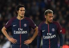 Edinson Cavani encendió nuevamente la polémica con su compañero de equipo Neymar.
