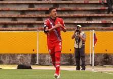 Miguel Parrales podría perderse el resto de la temporada debido a la lesión que sufrió.