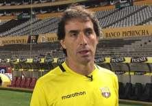 El uruguayo Guillermo Almada busca llevar a Barcelona a su tercera final de Libertadores.