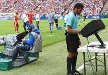 El uso del VAR en el Mundial de Rusia está siendo objeto de análisis por parte de la FIFA.