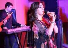 La cantante ecuatoriana Paulina Tamayo lleva 46 años de trayectoria musical. Foto: Twitter Paulina Tamayo
