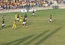 El partido se definió en penales tras mantenerse el empate en el tiempo reglamentario y alargues. Foto: Tomada de la cuenta Twitter @ECUADORolimpico