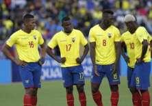 Ecuador esta fuera de las primeras cincuenta selecciones en el ranking mundial de selecciones.