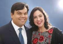 LOS ANGELES, EE.UU.- Kristen Anderson-López y Robert López perdieron a familiares mientras hacían COCO Pixar. Foto: AP.