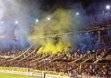 La 12 es la popular barra de Boca Juniors, que decidió celebrar su día un 12 de diciembre.