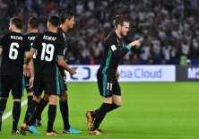 Gareth Bale anotó el gol del triunfo ante el conjunto emiratí. Foto: AFP