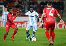 'Felipao' entró al minuto 64 del partido en lugar de Felipe Anderson. Foto: AFP