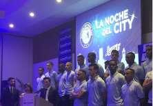 Guayaquil City presentó su plantilla y el uniforme para la temporada 2018.