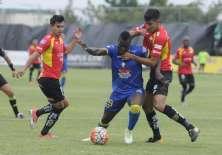 El delantero Joao Paredes es nuevo jugador de Liga de Quito, llega procedente de Delfín.
