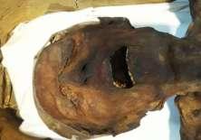 La momia que agoniza fue hallada hacia finales del siglo XIX junto a los restos, también momificados, de Ramsés III, sin embargo nunca se había logrado conocer su identidad.