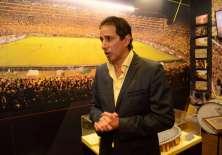 José Cevallos remitió un escrito al presidente del club paraguayo General Díaz.