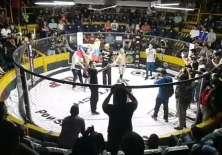 Es el primer título que consigue el luchador ecuatoriano en la Fusion Fighting Championship.