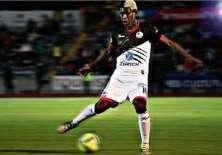 El ecuatoriano fue titular y fue cambiado al minuto 70. Foto: Tomada de @gabrielpcortez