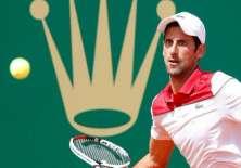 Novak Djokovic sigue sin poder llegar a cuartos de final desde la para que sufrió por lesión, en Wimbledon de 2017.