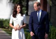 Nació el tercer hijo de Kate Middleton y el príncipe William. Foto: AP - Archivo