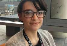 Hati Sparey-South ahora estudia para ser maestra.