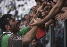 El italiano jugó 17 años en el club 'bianconeri'. Foto: Marco BERTORELLO / AFP