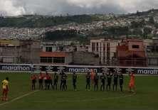 El club pidió disculpas y anunció sanciones, la Federación recurrirá a la Fiscalía. Foto: Tomada de @JoseMontillaQ