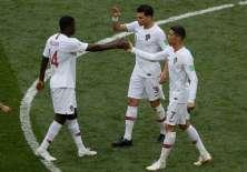 Los 'lusos' vencieron 1-0 a los africanos y son líderes del grupo B. Foto: Juan Mabromata / AFP