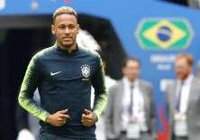 El delantero brasileño no está al 100% físicamente. Foto: AP Foto/Dmitri Lovetsky