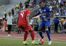 Ayrton Preciado presenta una lesión. Foto: API