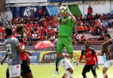 Jorge Pinos reveló que le ofrecieron dinero cuando jugaba en Santa Rita. Foto: API