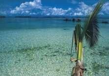 La isla de San Blas en Panamá. Foto: GETTY IMAGES