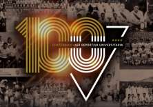 El equipo 'albo' fue creado el 23 de octubre en 1918 por alumnos de la Universidad Central. Foto: Tomada de @LDU_Oficial