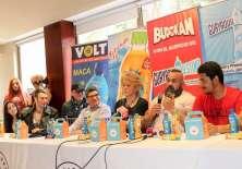 GUAYAQUIL, Ecuador.- Atracciones, entrevistas y shows se desarrollarán en el Palacio de Cristal. Foto: Budokan.
