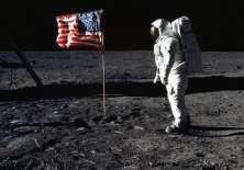 Doce astronautas recorrieron el suelo lunar entre 1969 y 1972. Foto: RTVE