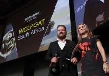 Ser sustentable y volver a lo básico son los conceptos de Wolfgat que cautivaron al jurado. Foto: AFP.