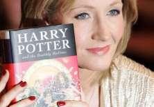 J.K. Rowling. Foto: AFP