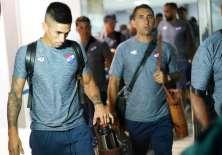 El partido se disputará este martes a las 18:30 en el estadio Jocay. Foto: Tomada de @DelfinSC