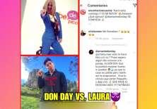 DonDay Vs. Señorita Laura