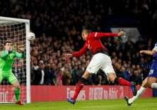 El elenco del United sigue en carrera en la FA Cup.