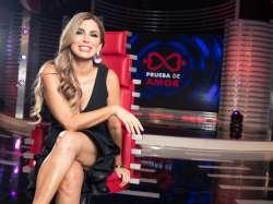 GUAYAQUIL, Ecuador.- La presentadora admite que mantiene una excelente relación con sus compañeros.