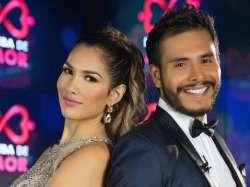 """Alejandra Jaramillo y Jonathan Estrada compartirán con los asistentes del avant premiere de """"Prueba de Amor""""."""