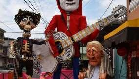 La Ruta de los Gigantes, un espectáculo en Guayaquil.