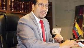 Hernán Ulloa, candidato al CPCCS definitivo