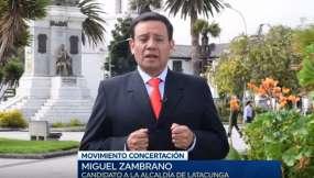 Miguel Zambrano