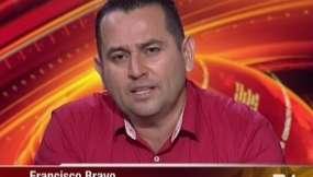 Francisco Bravo, candidato al CPCCS